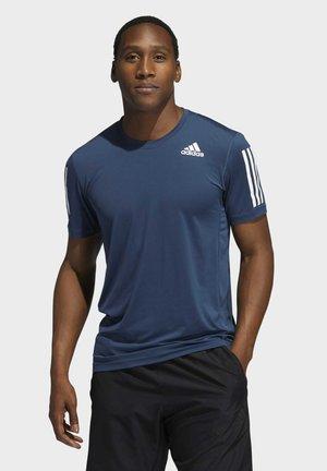 TF SS FTD 3S - Print T-shirt - blue
