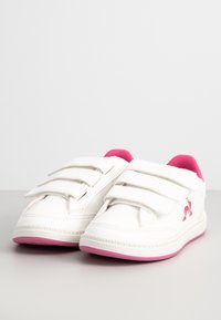 le coq sportif - MATCHPOINT - Trainers - optical white/pink carnation - 1