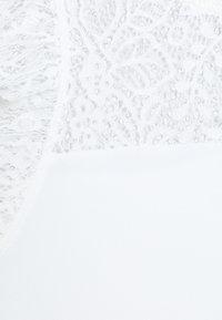 Vero Moda Tall - VMALBERTA SWEETHEART - Top - snow white - 2