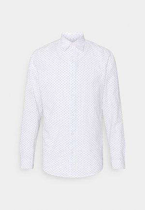 SLHREGNEW SHIRT - Vapaa-ajan kauluspaita - bright white