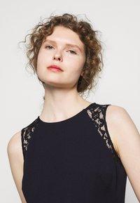 Lauren Ralph Lauren - LUXE TECH DRESS - Cocktail dress / Party dress - lighthouse navy - 3