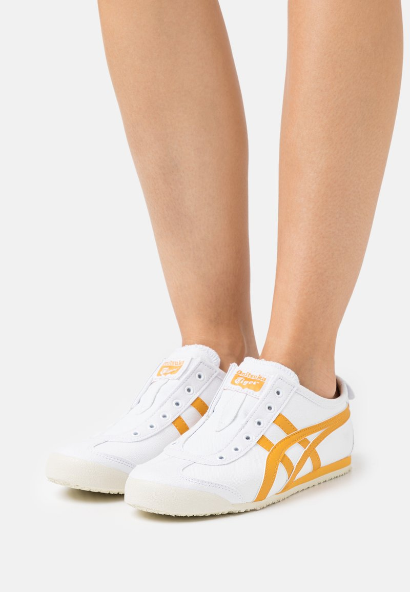 Onitsuka Tiger - MEXICO 66  - Sneakers basse - white/golden glow