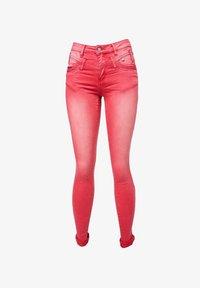 Buena Vista - FLORIDA - Jeans Skinny Fit - 2037-sharon rose - 0