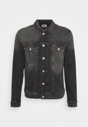 REGULAR TRUCKER JACKET - Denim jacket - denim medium