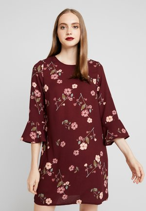 VMFALLIE BELL SHORT DRESS - Day dress - port royale/fallie