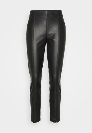 ONLTEA MIRI - Leggings - Trousers - black