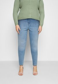 Levi's® Plus - PLUS MILE HIGH SS - Jeans Skinny Fit - galaxy hazy days - 0