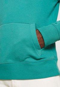 Hollister Co. - SOLID SCRIPT - Sweatshirt - green blue - 3