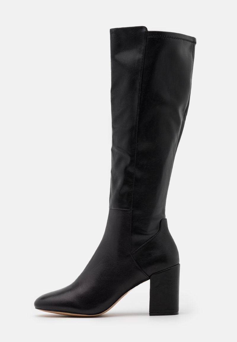 ALDO - SATORI - Vysoká obuv - black