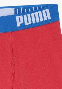 Puma - BOYS BASIC 2 PACK - Pants - red/black - 4
