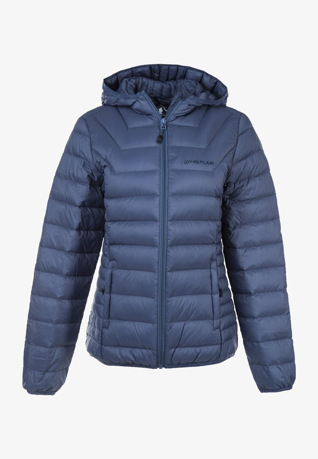 SAKA - Down jacket - vintage indigo