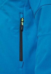CMP - MAN JACKET ZIP HOOD - Soft shell jacket - river blue ink - 8