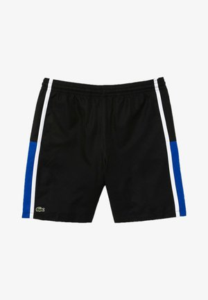 HOMME - Short de sport - noir  bleu  blanc