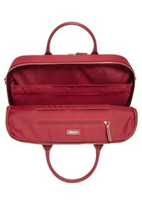Lipault - Laptop bag - garnet red - 4