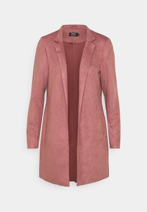 ONLSOHO COATIGAN - Short coat - withered rose