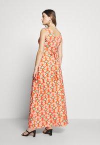 Pomkin - FÉLICIE - Žerzejové šaty - fond rouge - 2