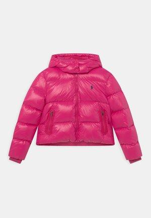CHANNEL OUTERWEAR - Down jacket - sport pink