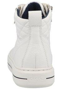 ara - Sneakers hoog - weiss - 2