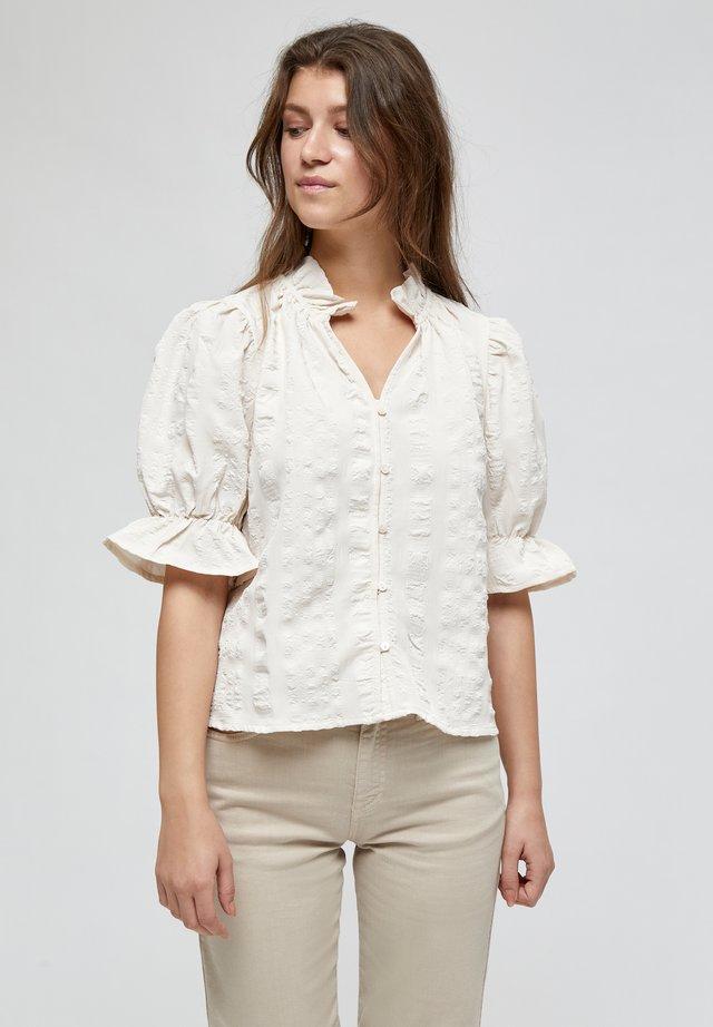 BERGITTA  - Overhemdblouse - broken white