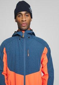 Icepeak - BARNES - Soft shell jacket - burned orange - 3