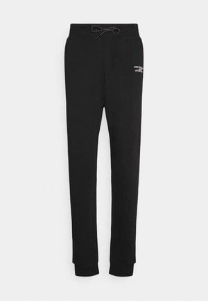 UNISEX  - Pantalones deportivos - black