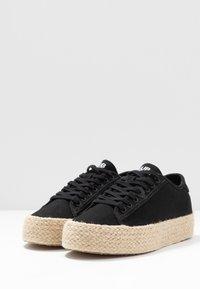 HUB - HOOK - Loafers - black - 4