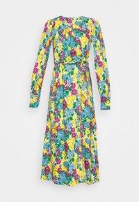 Closet - A-LINE DRESS - Day dress - yellow - 5
