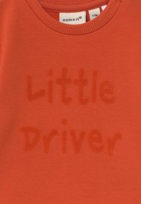 Name it - NBMRIMO  - Sweatshirt - mecca orange - 2