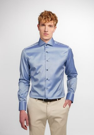 Formal shirt - mittelblau