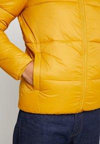 We are Cph - BEN - Winter jacket - dark yellow - 5