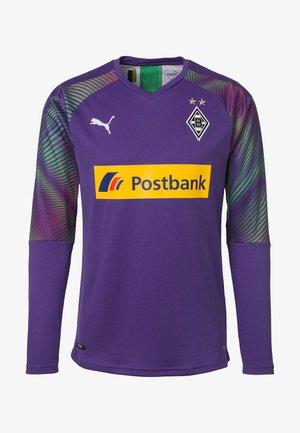 Long sleeved top - prism violet