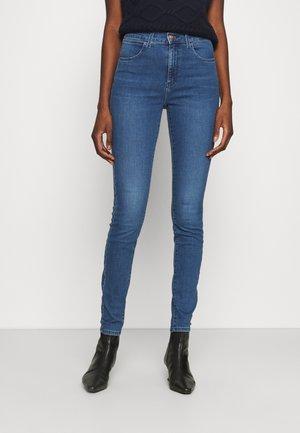 HIGH RISE - Jeans Skinny - light breeze