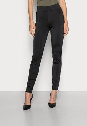 FARIDA - Leggings - Trousers - black