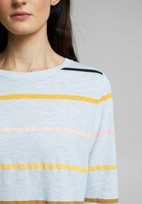 Esprit - Long sleeved top - pastel blue - 5