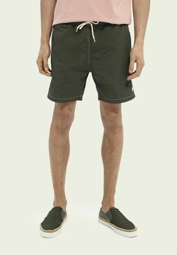 Swimming shorts - army
