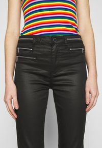 Morgan - PBIKE - Jeans Skinny Fit - noir - 6