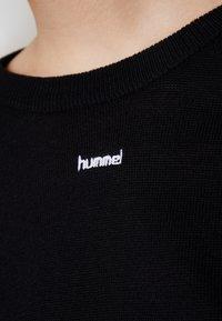 Hummel Hive - CECILIA - Strickpullover - black - 5