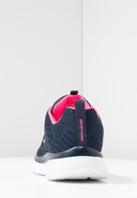 Skechers Sport - GRACEFUL - Trainers - navy/hot pink - 5