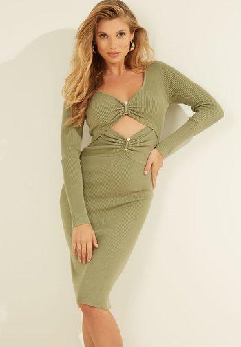 Jumper dress - groen