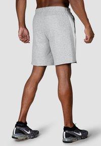 MOROTAI - KURZE  NEOTECH  - Sports shorts - hellgrau - 2