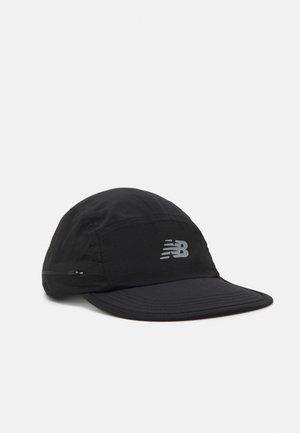 RUNNING STASH HAT UNISEX - Pet - black