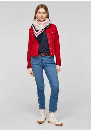 Belt - dark red