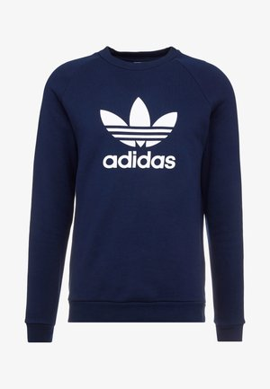 TREFOIL CREW UNISEX - Sweater - collegiate navy