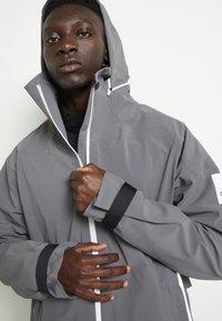 adidas Performance - MYSHELTER RAIN.RDY - Hardshell jacket - grey - 7