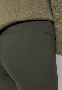 Theory - YOKE CORE - Leggings - Trousers - hunter - 4