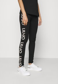 Liu Jo Jeans - PANTALONE LUNGO - Leggings - Trousers - nero - 2