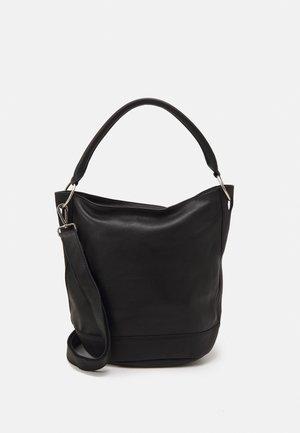 OLIVIA HOBO - Shoppingveske - black