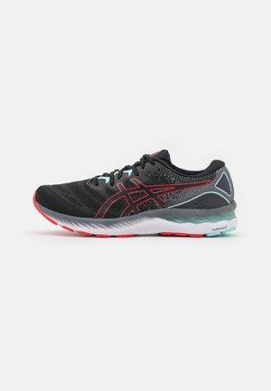 GEL-NIMBUS 23 - Neutrálna bežecká obuv - black/electric red