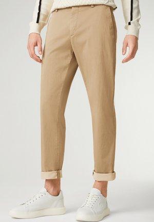RILEY - Trousers - beige