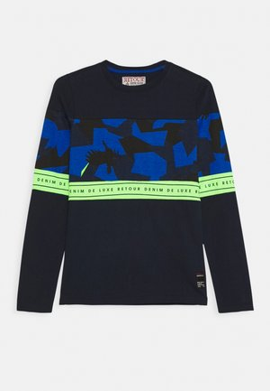 JORN - Long sleeved top - dark navy